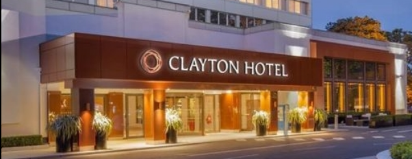 Clayton Hotel, Burlington Road