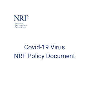 Covid-19 Virus NRF Policy Document