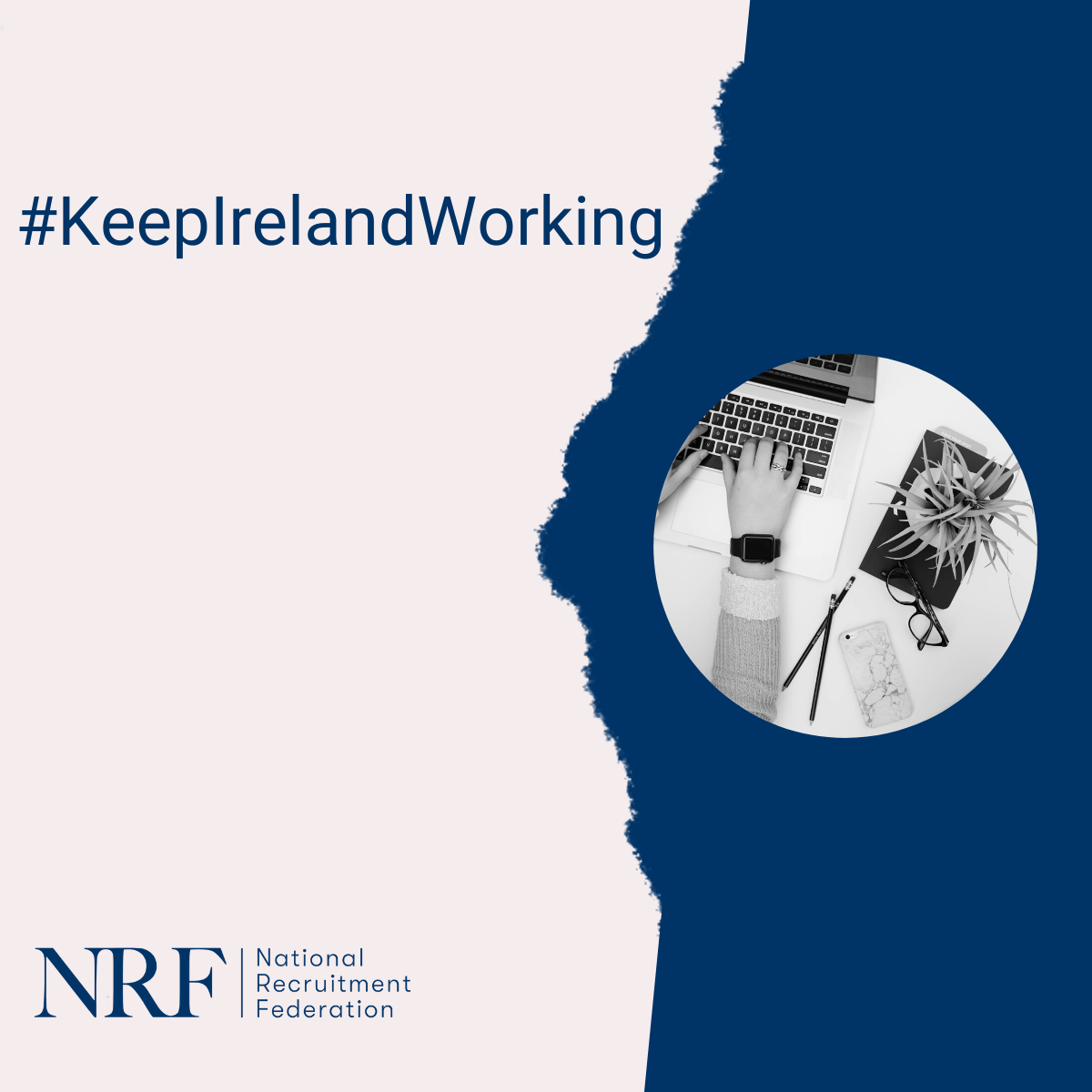 Keep Ireland Working - Website