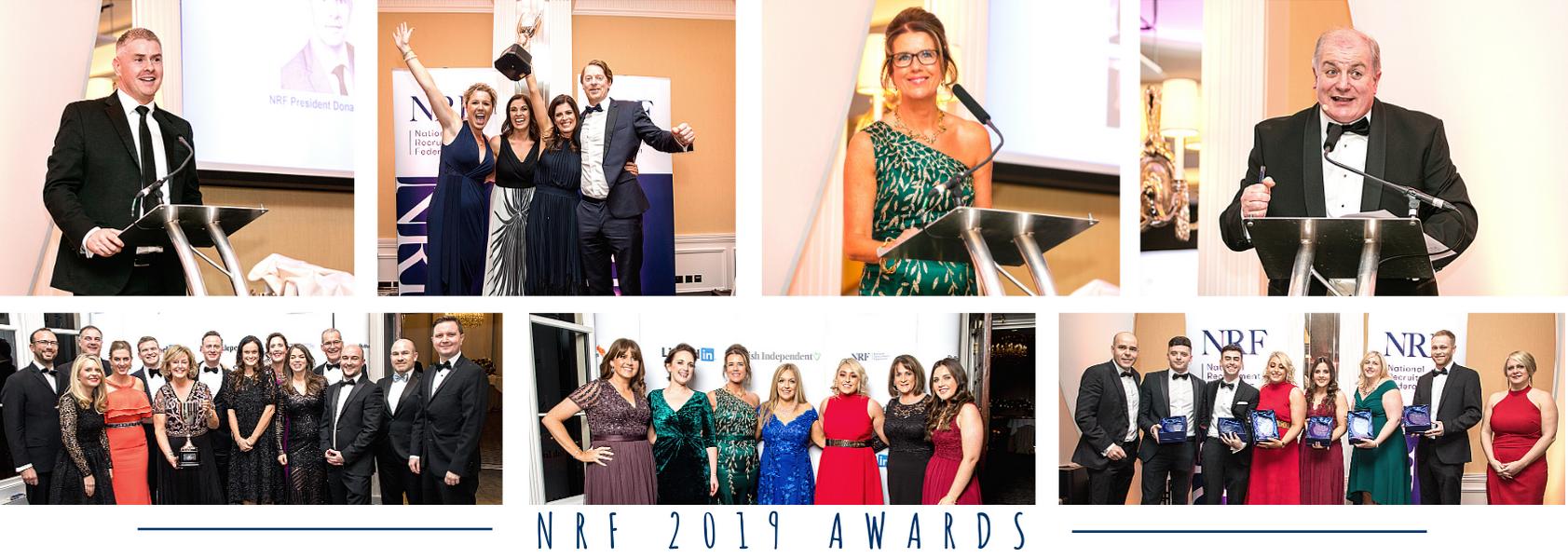 NRF 2019 AWARDS COLLAGE