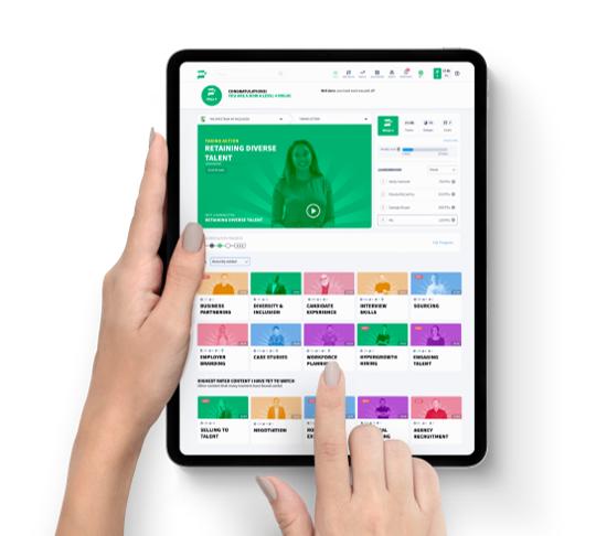 NRF Skillnet & SocialTalent e-Learning Platform